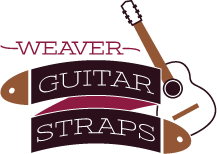 Weaver Guitar Straps – Play With Color!