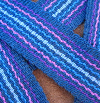 guitar strap, handmade guitar strap, handwoven guitarstrap, guitarstraps, fancy guitar strap, custom guitarstrap, colorful guitar strap, play with color, WeaverGuitarStraps