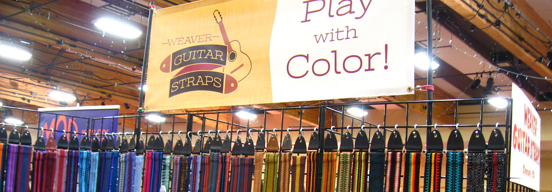 guitar strap, handmade guitar strap, handwoven guitarstrap, guitarstraps, fancy guitar strap, custom guitarstrap, colorful guitar strap, play with color, WeaverGuitarStraps