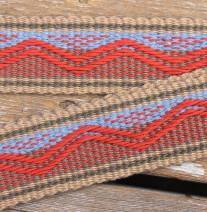 mandolin strap, custom mandolin strap, custom strap, mandolin accessory, handwoven strap, instrument strap