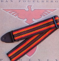 guitar strap, handwoven guitar strap, one of a kind guitar strap, cotton guitar strap