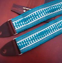 handmade guitar strap