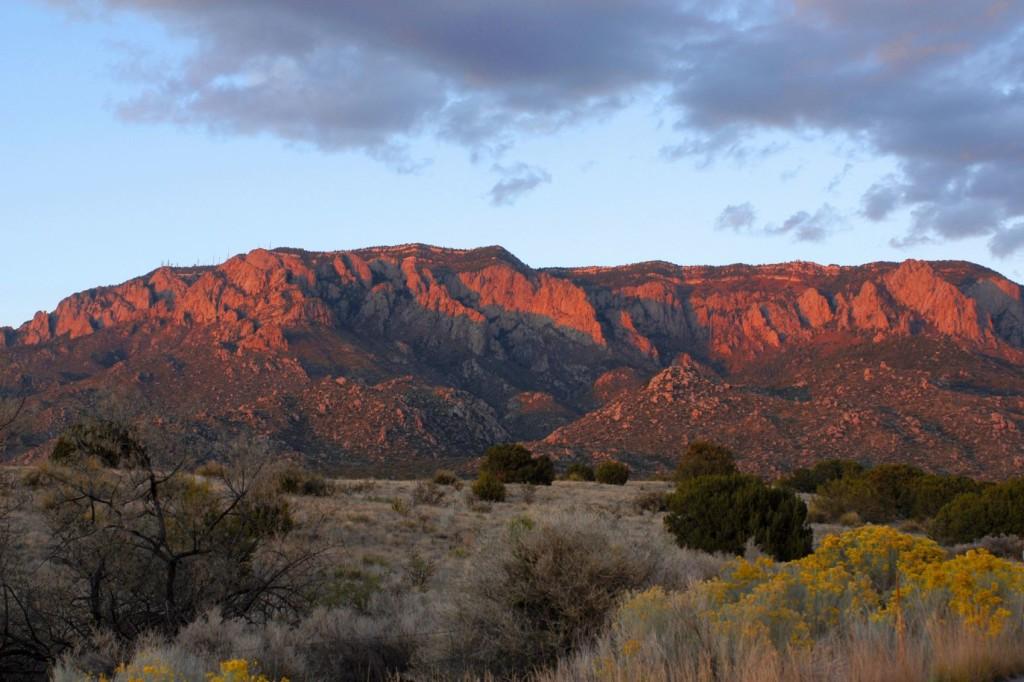 Sandia Mountains
