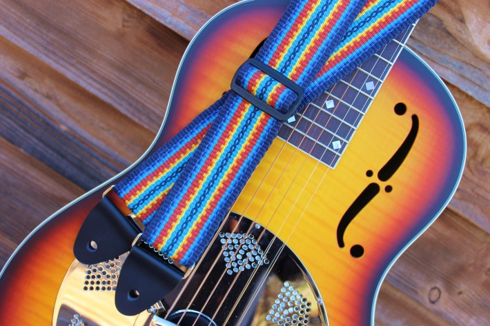 southwest guitar straps
